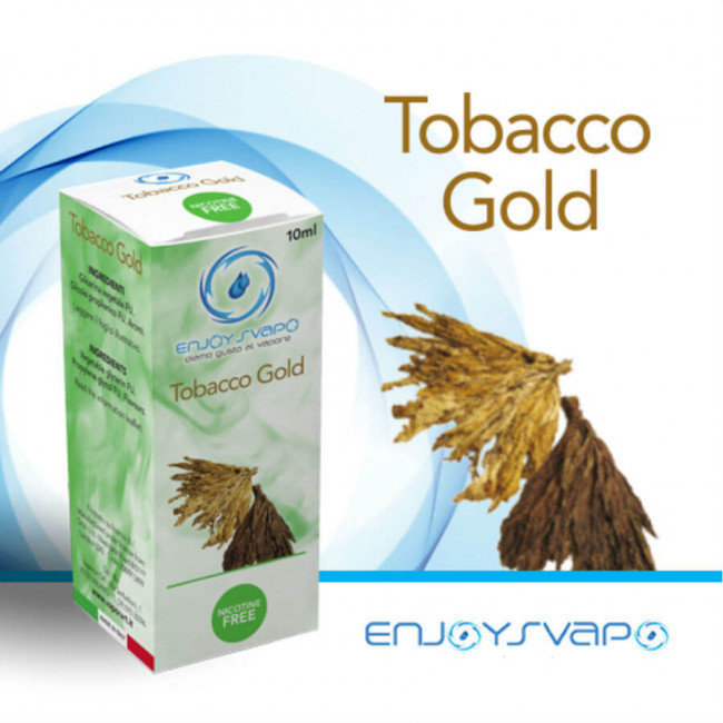 Liquide prêt à vaper Tobacco Gold 10ml