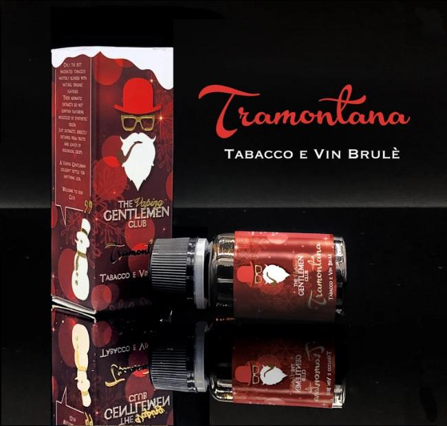 Tramontana Vaping Gentlemen Club 11ml