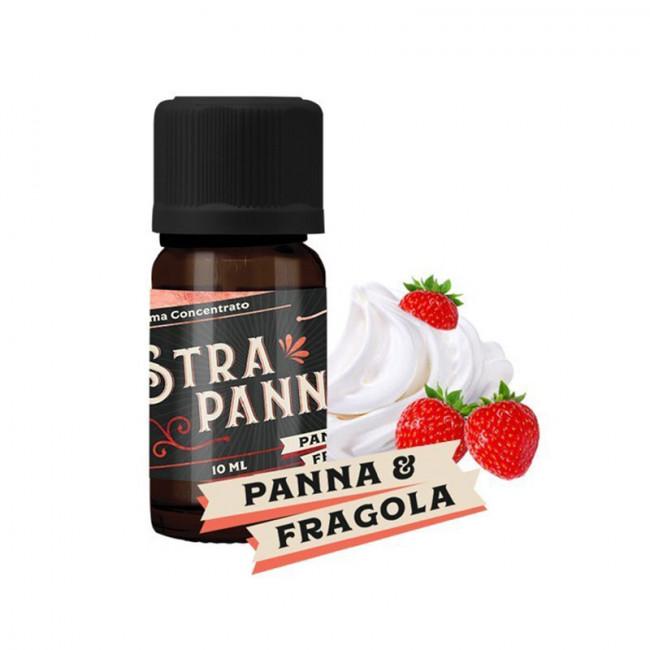 Concentré Vaporart strapanna fraise crèmeuse 10ml