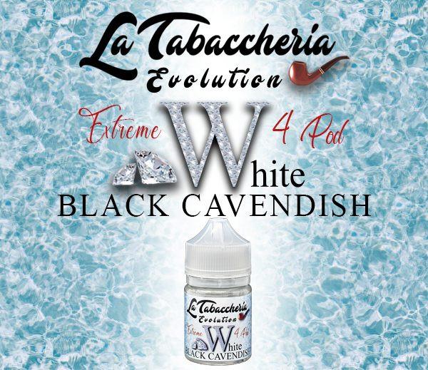 Concentré La Tabaccheria Extrème 4Pod - White Black Cavendish 20ml