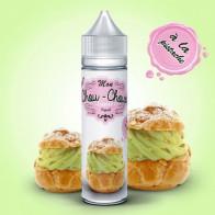 Liquide prêt-à-vaper Mon Chou-Choux - À la pistache - 50ml + 1 booster 18mg/ml