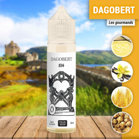 Eliquide 814 Dagobert 50ml