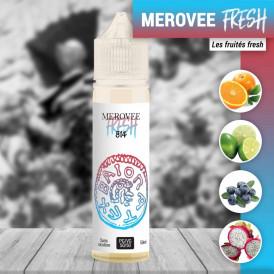 E-liquide 814 Mérovée Fresh 50ml