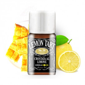 Arôme Dreamods - No.36 Lemon Tart - 10ml