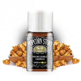 Arome Dreamods No.68 Popcorn Story 10ml