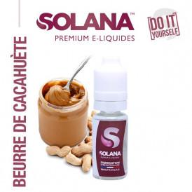 Concentré SOLANA - Beurre de cacahuète  - 10ml