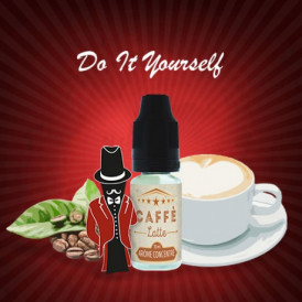 Concentré Mono-Arôme VDLV - Caffe Latte - 10ml