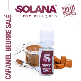 Concentré SOLANA - Caramel beurre salé - 10ml