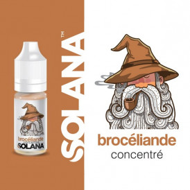 Concentré SOLANA - Brocéliande - 10ml