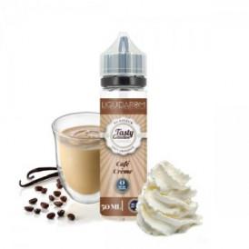 Liquide Prêt-à-Vaper Tasty Collection - Café Crème - 50ml