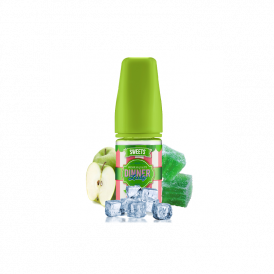 Concentré Dinner Lady - Apple sours - 30ml