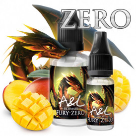 Concentré Ultimate - Fury Zero - Sweet Edition - 30ml