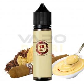 Don Cristo Custard 50ml classic tabac cigare cubain vanille pas cher eliquide