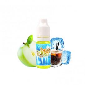 Liquide prêt-à-vaper Fruizee - Cola Pomme - 10ml
