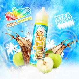 Liquide prêt-à-vaper - Fruizee - Cola Pomme - 50ml