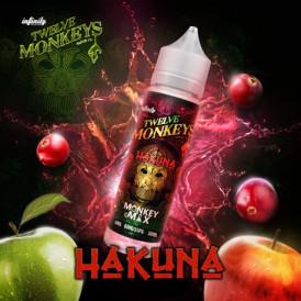 Liquide prêt-à-vaper Twelve Monkeys Vapors - Hakuna - 50ml