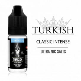 Halo Turkish Tobacco Sels de nicotine Nic Salt pas cher