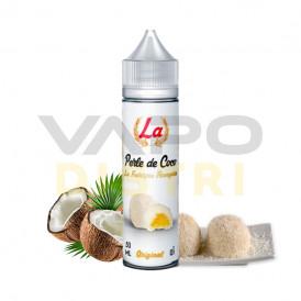 Liquide Prêt-à-Vaper La Fabrique Française - Perle de Coco - 50ml + 1 booster 18mg/ml