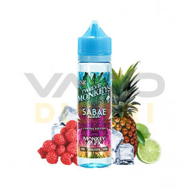 Liquide prêt-à-vaper Twelve Monkeys Vapors KEEP COOL - Sabae Iced - 50ml