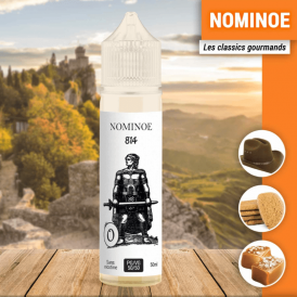 Eliquide 814 Nominoë 50ml