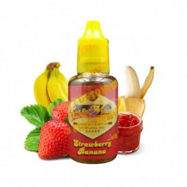 Concentré Customixed - Strawberry Banana - 30ml