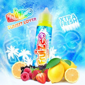Liquide prêt-à-vaper Fruizee - Sunset Lover - 50ml