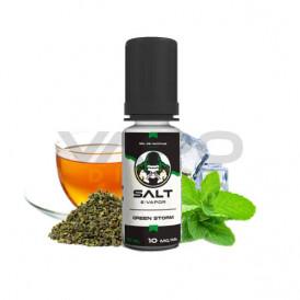 Liquide Prêt-à-Vaper Salt E-Vapor - Green Storm