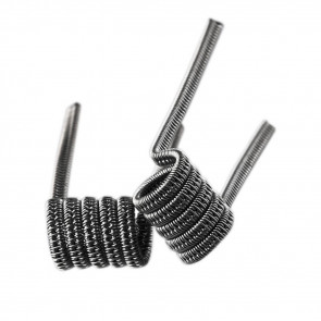 Coil pré-fait Demon Killer Mini Staggered Clapton (x2)