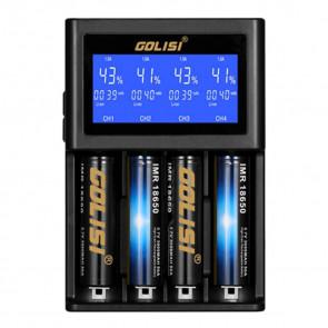 Chargeur rapide Golisi S4 - 2.0A - Avec prise euro