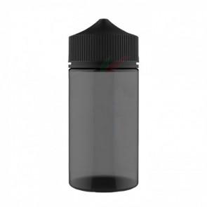 Flacon vide pour DIY - Chubby Gorilla 200ml - Noir