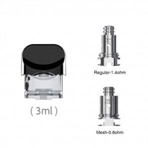 Cartouche pour kit SMOK Nord Pod - 3ml