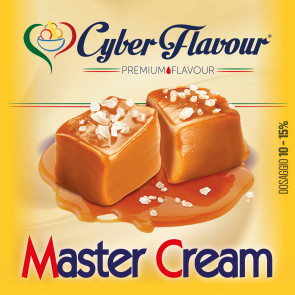 Concentré Cyber Flavour - Master Cream 10ml