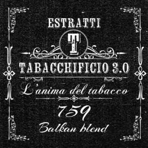 Arôme concentré Tabacchificio 3.0. 20ml 759