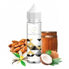 ALLECHANT MAISON GOURMANDE 50ml Bordo2 Eliquids coco amande rhum vanille