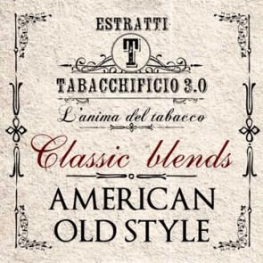Arôme concentré Tabacchificio 3.0. 20ml American Old Style