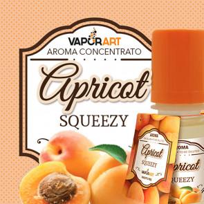 Arôme Vaporart Squeezy - Abricot - 10ml
