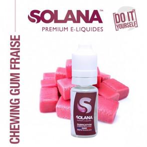 Concentré SOLANA - Chewing Gum faise - 10ml