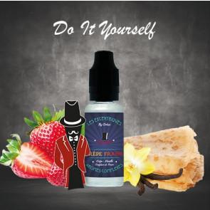 Crepe Fraise VDLV 20ml arome