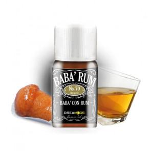 Arome Dreamods Babà Rum No.70 - 10ml
