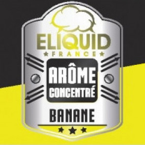Concentré Eliquid France - Banane - 10ml