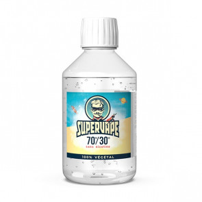 Base 70% pg 30% VG SUPER VAPE 500ml