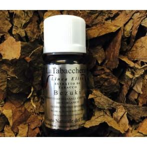 Extrait de tabac La Tabaccheria - Linea Elite - Bezuki - 10ml