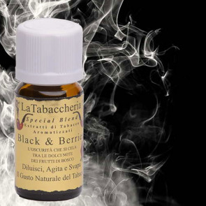 Concentré La Tabaccheria - Special Blend - Black & Berries - 10ml