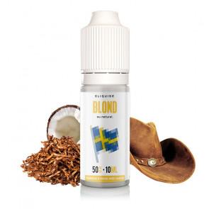 Liquide nicotiné tabac blond pour cigarette électronique 10ml Fuu Prime Blond