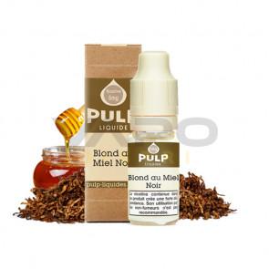 Liquide prêt à vaper PULP - Blond au miel noir 10ml