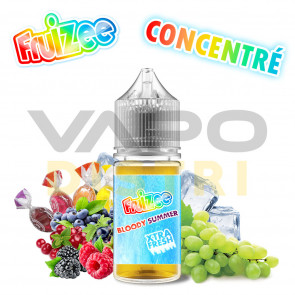 Concentré Fruizee Bloody Summer 20ml