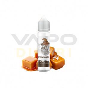 Liquide prêt à vaper SOLANA - Brocéliande 50ml