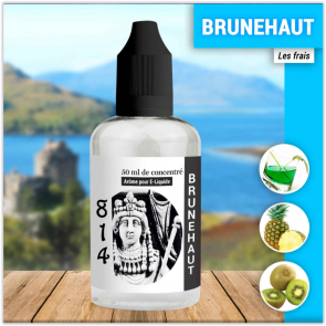 Concentré 814 Brunehaut 50ml