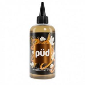 E-liquide Püd Butterscotch Popcorn by Joe's Juice 200ml
