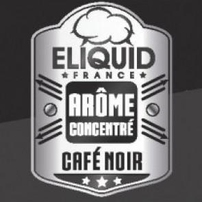 Concentré Eliquid France - Café Noir - 10ml